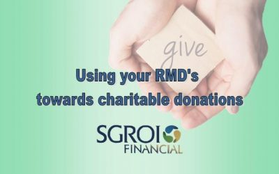 RMD's to Charity